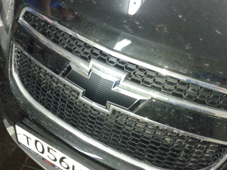 Chevrolet Orlando — тонирование задних стекол автомобиля — 23 сентября 2013