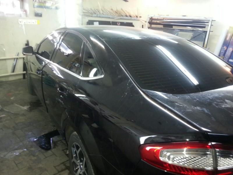 Ford Mondeo — тонировка авто, стоимость 2000 рублей — 23.07.2014