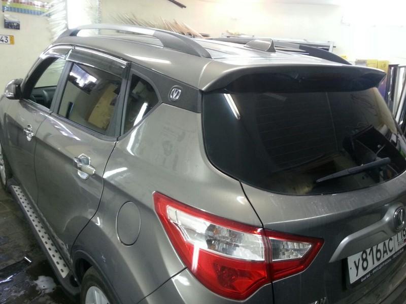 Changan CS35 — тонировка стекол авто — 12.08.2014