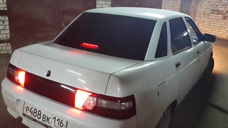 ВАЗ 2110 — тонировка авто, цена 1800 рублей, 29.08.2014