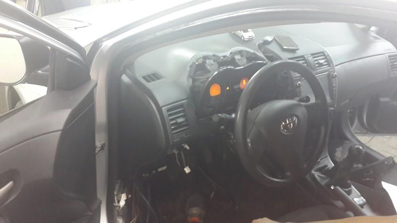 Toyota Corolla  — установка сигнализации на авто, оклейка стоект — 23.10.2014