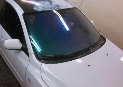Mazda 3 — тонировка хамелеон — март 2015