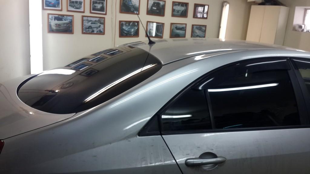 Nissan Primera — тонировка стекол авто цена 2200 руб. — апрель 2015