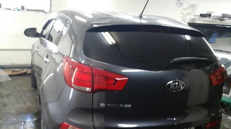 KIA Sportage — тонировка авто, цена 2200 руб.
