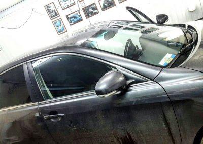Тонировка передних стекол атермальной пленкой 3М Crystalline CR 90 — Toyota Camry