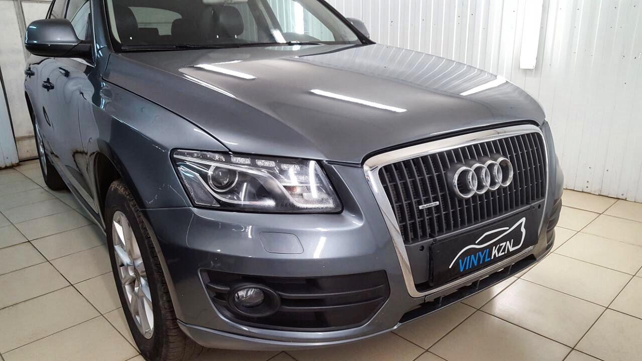 Глубокая восстановительная полировка кузова автомобиля — Audi Q5