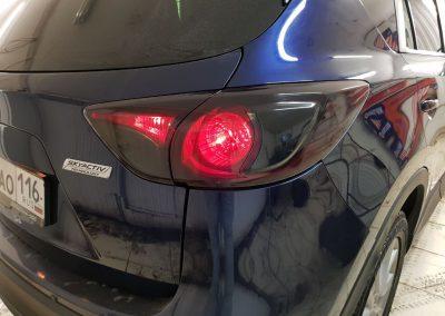 Mazda CX-5 тонировка фар авто