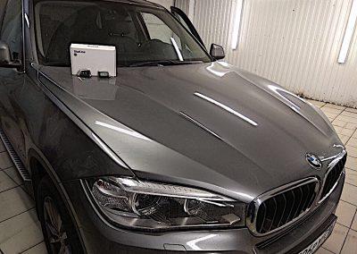 Сертифицированная установка сигнализации Starline A93 на автомобиль — BMW X5