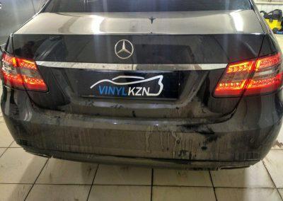 Тонировка фар автомобиля Mercedes-Benz E-klasse