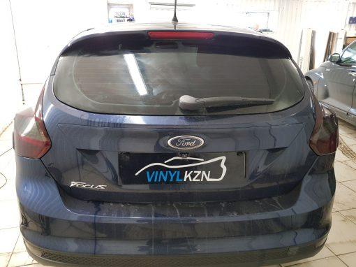 Тонировка фар автомобиля Ford Focus