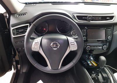 Сертифицированная установка сигнализации с автозапуском StarLine A93 — Nissan Xtrail