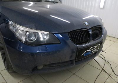 Shadow Line — антихром — BMW 5