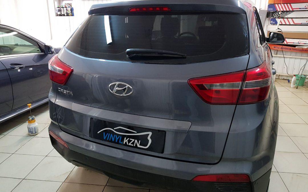 Тонировка пленкой Ultra Vision Supreme (Thermo) HP 05% — Hyundai Creta
