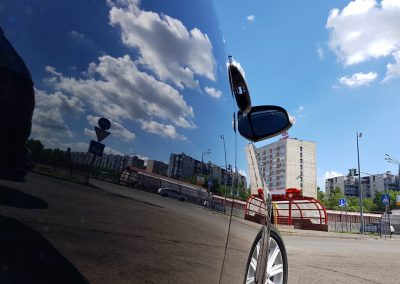 Восстановительная глубокая полировка всего авто, обработка жидким стеклом — Toyota Camry
