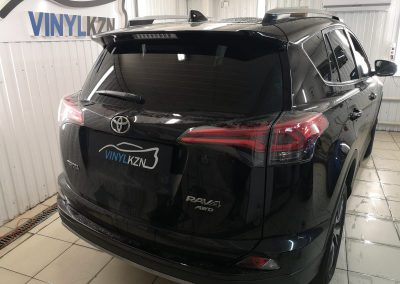 Тонировка Ultra Vision Supreme (Thermo) HP 05% — Toyota Rav4