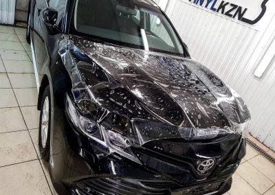 Бронирование капота автомобиля Toyota Camry