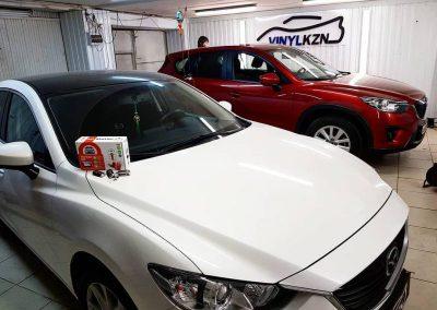 Сертифицированная установка автосигнализации Starline — Mazda 6