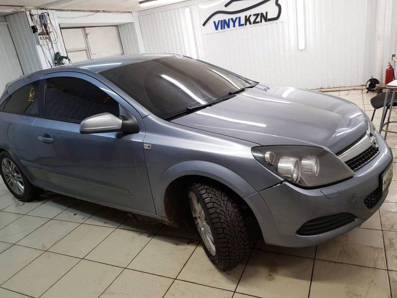 Тонировка пленкой с атермальными свойствами ULtraVision SUPREME Thermo — Opel Astra