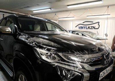 Бронирование пленкой Oraguard 270 — Mitsubishi Pajero Sport 2018