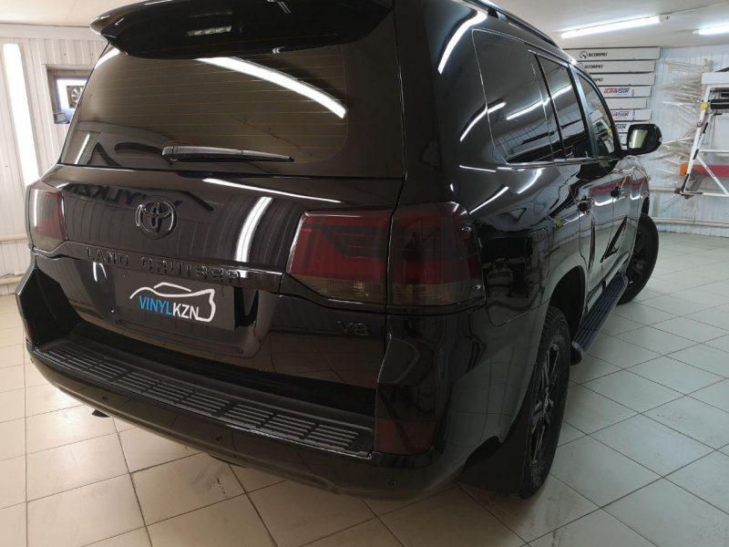 Комплекс работ для автомобиля — Toyota Land Cruiser 200