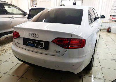 Тонирование пленкой LLumar 95% — Audi A4
