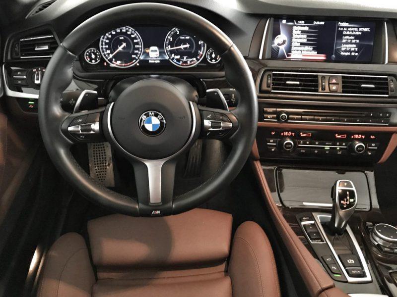 Установка перевертышей — BMW 528