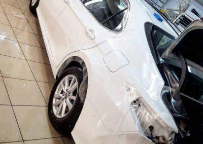 Toyota Camry — бронирование кузова автомобиля