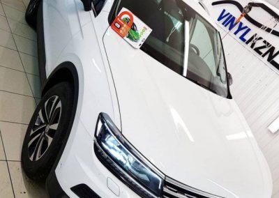 VW Tiguan — установка автосигнализации StarLine E96 BT GSM GPS