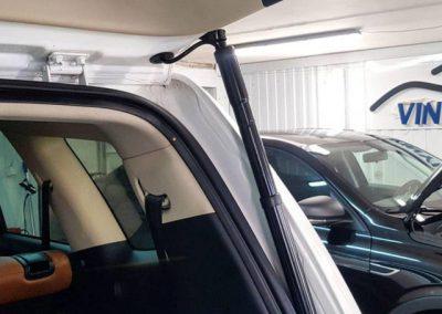 Kia Mohave — установка электропривода багажника