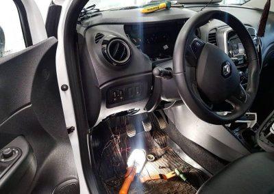 Сигнализация Starline A93 с автозапуском под ключ — Renault Capture