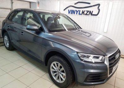 Audi Q5 — бронирование кузова автомобиля немецкой пленкой Oraguard