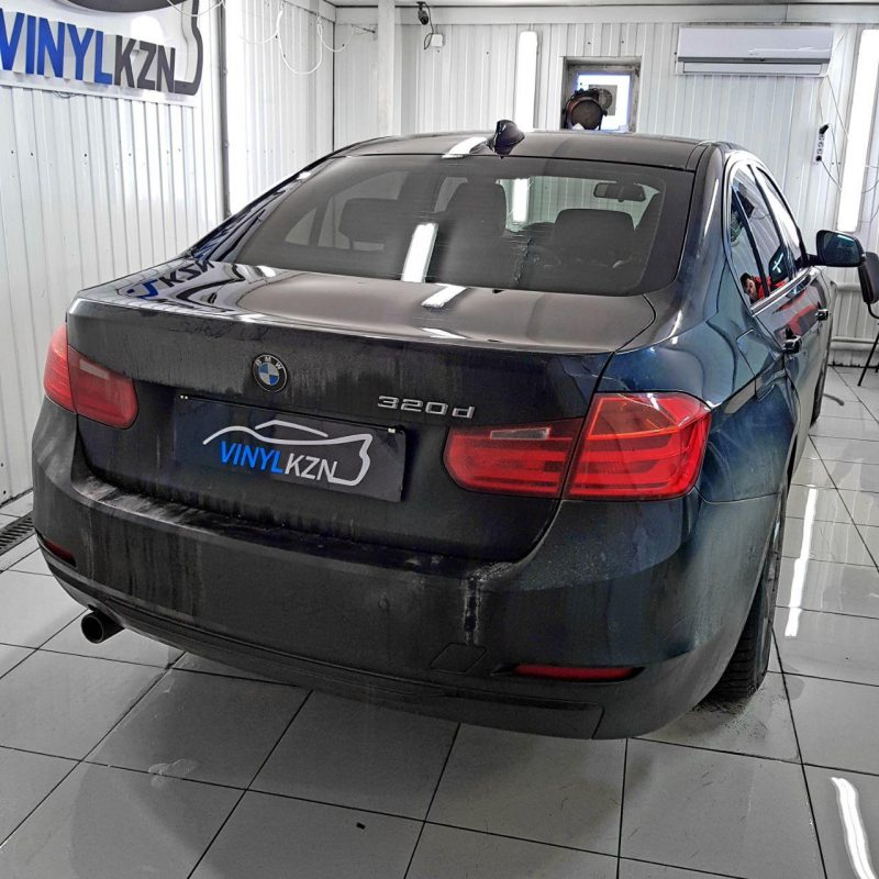 BMW 3 серии — тонировка стекол автомобиля пленкой Llumar