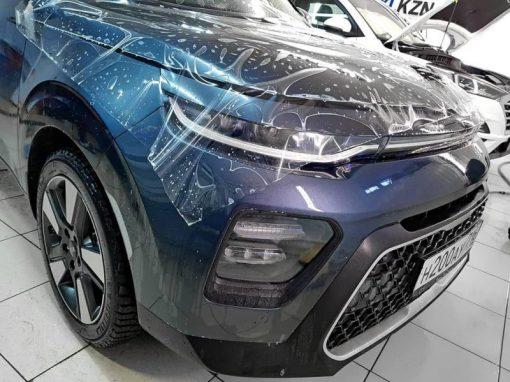 Kia Soul — бронирование кузова автомобиля