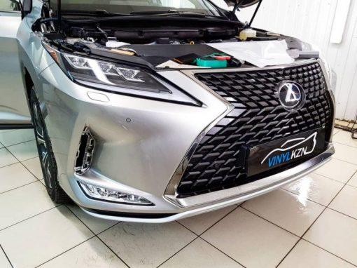 Lexus RX — бронирование кузова премиальной полиуретановой пленкой Hogomaku Pro+