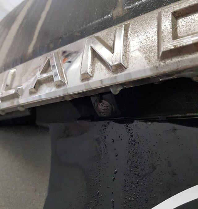 Toyota Land Сruiser 200 — установка омывателя камеры заднего вида