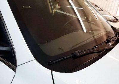 Бронирование лобовых стекол авто американской пленкой Armolan