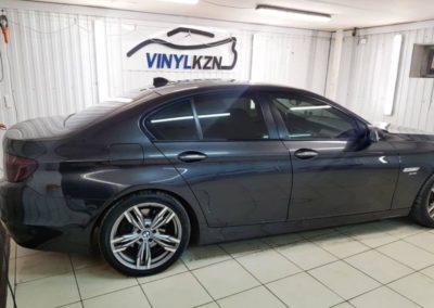 Полировка всего кузова автомобиля BMW 5 серии