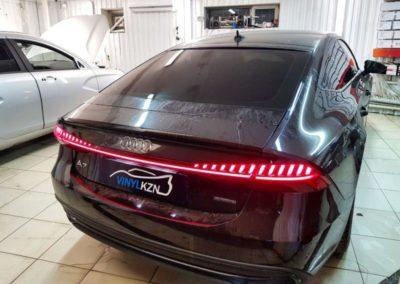 Audi A7 — тонировка стекол пленкой ULTRAVISION SUPREME THERMO 95%