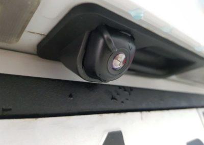 Kia Ceed — установка омывателя камеры заднего вида