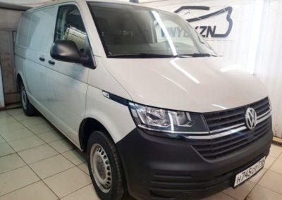 Бронирование немецкой пленкой Oraguard кузова VW Transporter