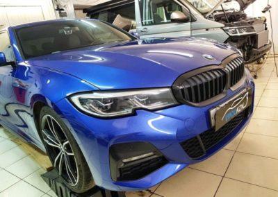 BMW 3 серии — бронирование кузова полиуретановой пленкой
