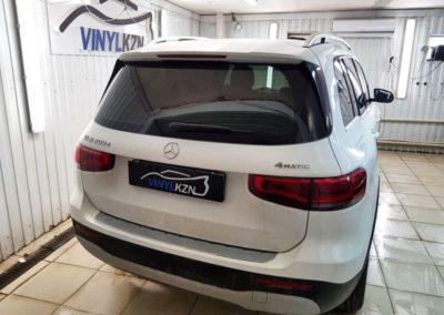 Mercedes GLB — затонировали заднюю часть авто пленкой Llumar ATR