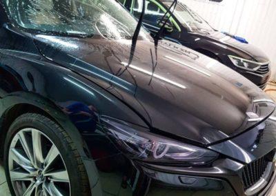 Mazda 6 — бронирование лобового стекла и тонировка стекол пленкой  UltraVision