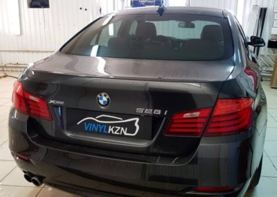 BMW 5 — тонировка стекол автомобиля пленкой ULTRAVISION SUPREME THERMO