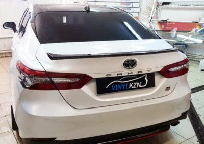 Toyota Camry — тонировка стекол автомобиля пленкой ULTRAVISION