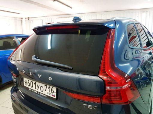 Volvo XC60 — тонировка стекол автомобиля премиум пленкой Llumar ATR 95%